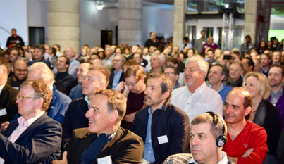 Champions Symposium attended by more than 400 zealous participants